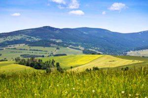 Urlaub im Adlergebirge
