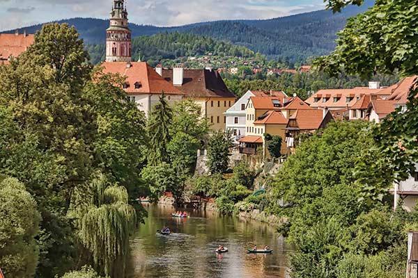 Ferienhaus in Tschechien mieten
