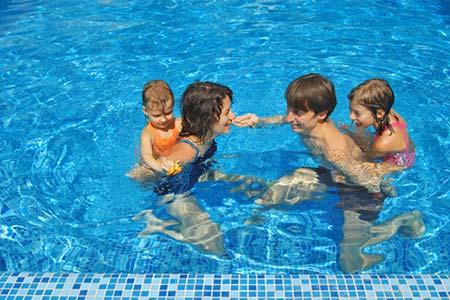 Ferienhaus mit Pool in Tschechien mieten