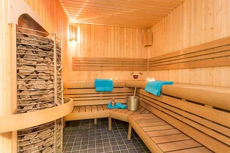 Ferienhaus mit Sauna in Tschechien