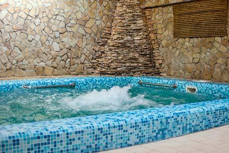 Ferienhäuser mit Whirlpool in Tschechien