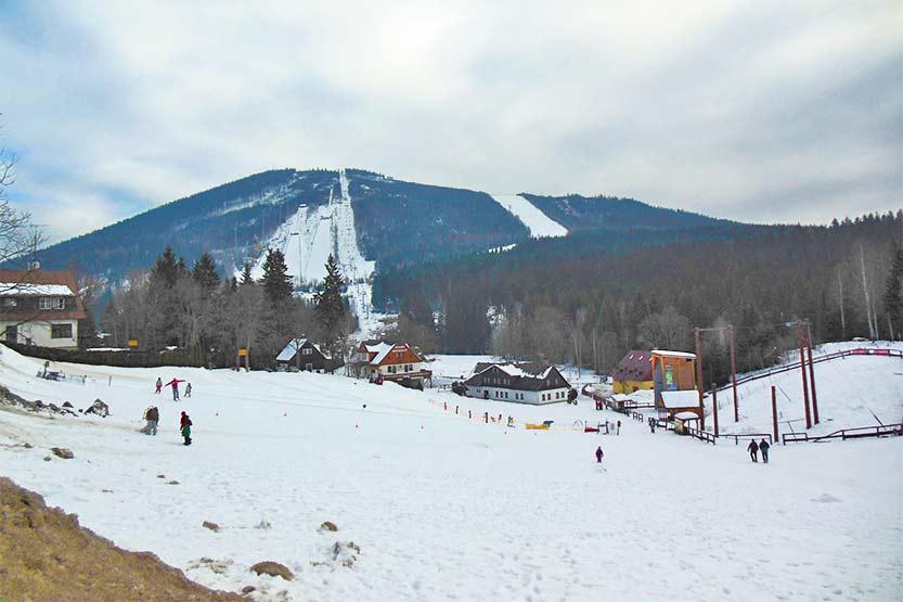Skigebiet Certova hora