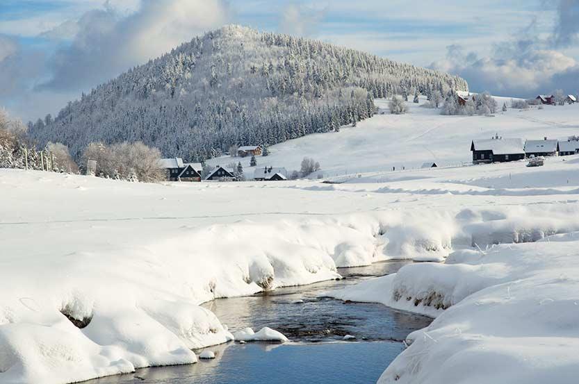 Hügel Bukovec