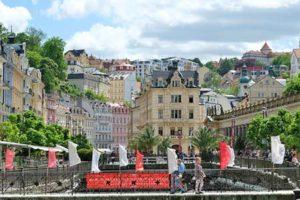 Urlaub in Karlovy Vary (Karlsbad)