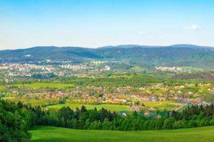 Urlaub in Liberec