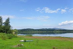 Lipno-Stausee