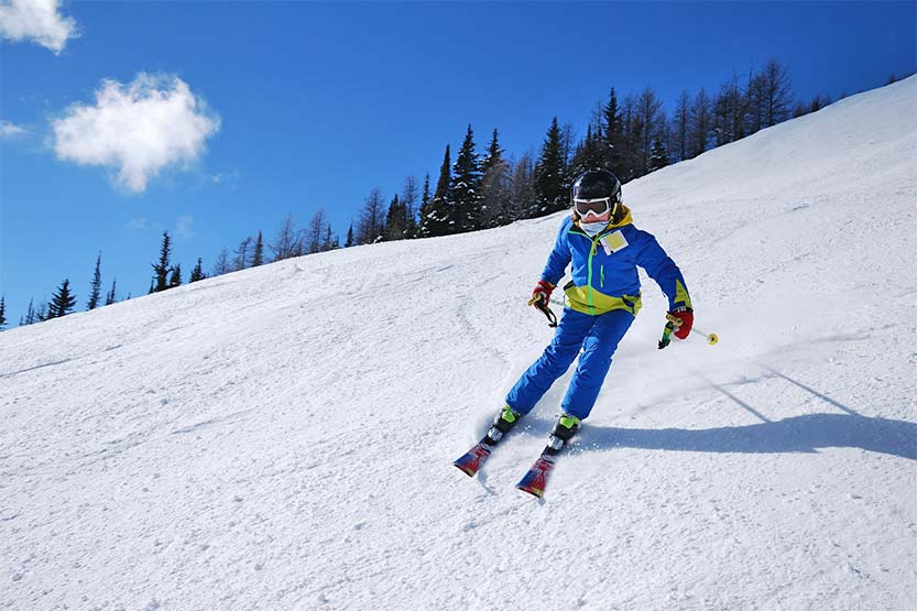 Skigebiet Mariánské Lázne