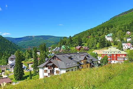 Ferienwohnungen & Ferienhäuser in Tschechien