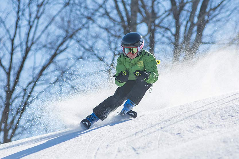 Skispass im Skigebiet Čenkovice