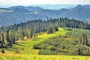 Urlaub in den Beskiden in Tschechien